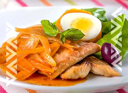 5 recetas de comida criolla peruana saludables
